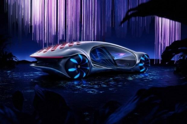 Органические батареи: прорыв от Mercedes-Benz