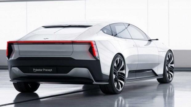 Polestar готовит новый аэродинамичный вседорожник