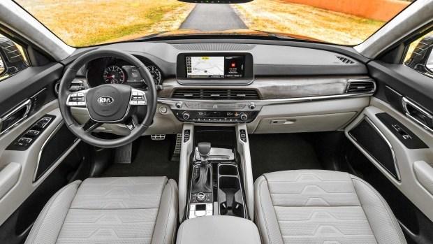 KIA Telluride - лучший автомобиль в мире?