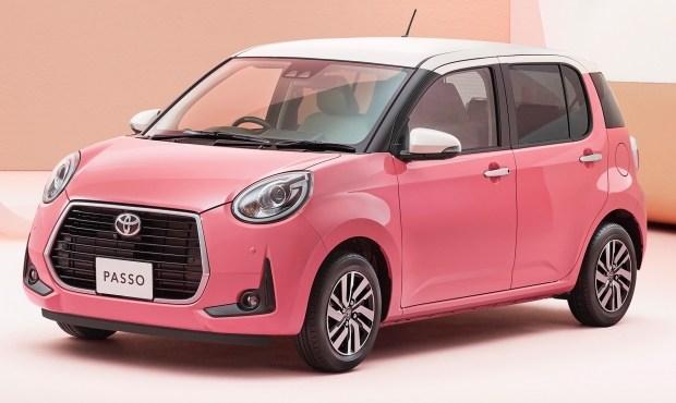 Сексизм от Toyota: японцы представили чисто женский авто
