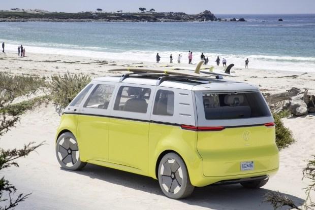 «Хипстерский» Buzz от Volkswagen заменит Touran