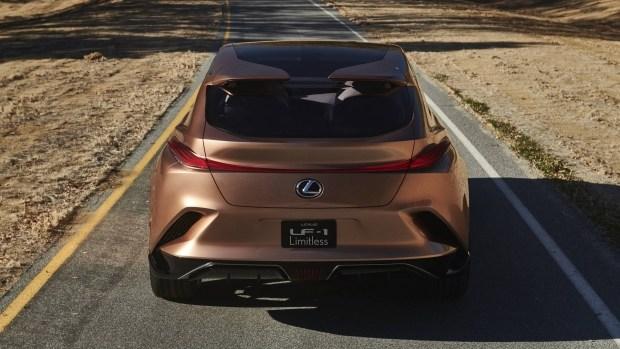 Lexus LQ - новый флагман марки, и тоже кроссовер?