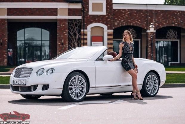 Коронавирус увеличил спрос на аренду кабриолетов и суперкаров в Украине