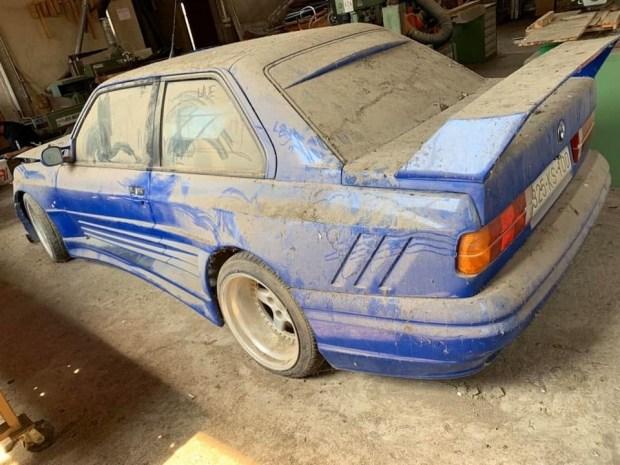 Фанатам BMW не смотреть! Редкие «M-ки» среди мусора и металлолома