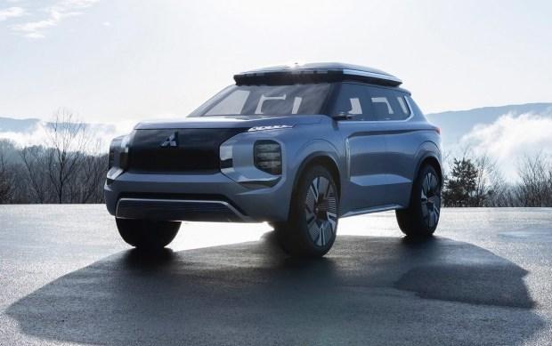 Mitsubishi Outlander - философия Renault