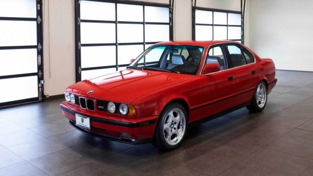 .000 за старую «пятерку» BMW?
