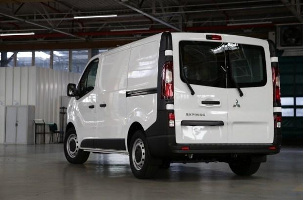 Новинка Mitsubishi оказалась «стареньким» Renault