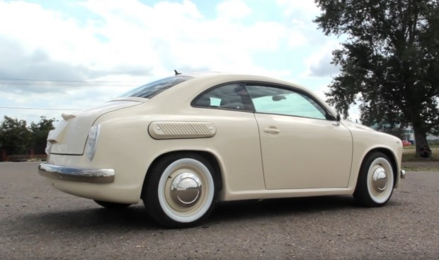 «Жукорожец»: ЗАЗ может произвести автомобиль совместно с VW?
