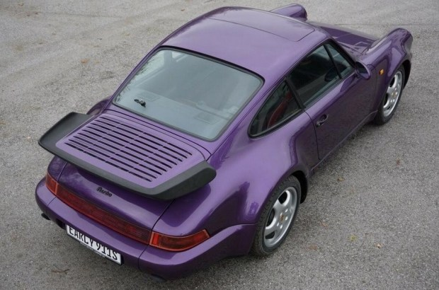 Метаете о новеньком 964 в 2020? В Германии продается «нульцевый» 911 (964)