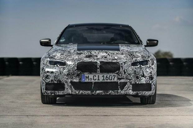 Что ждать от новой «Четверки»? В BMW поделились подробностями