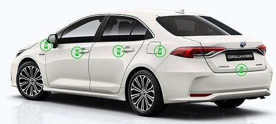 Як правильно дезінфікувати автомобіль?