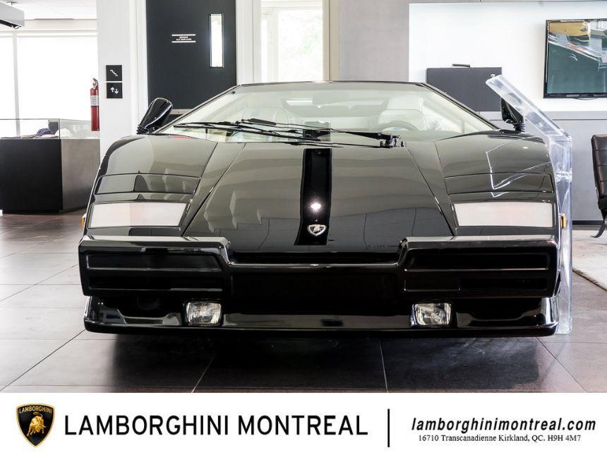 Раритетный Lamborghini без пробега продают за 0 тыс.