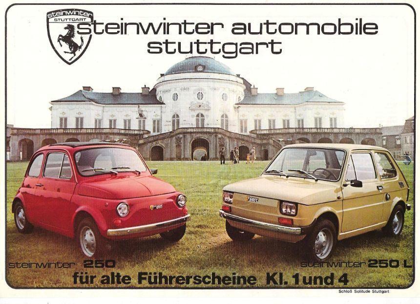 Почему у Ferrari и крошечной немецкой компании одинаковые логотипы