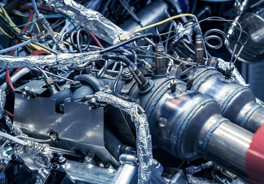 Все фишки нового мотора Aston Martin, которые держат в секрете