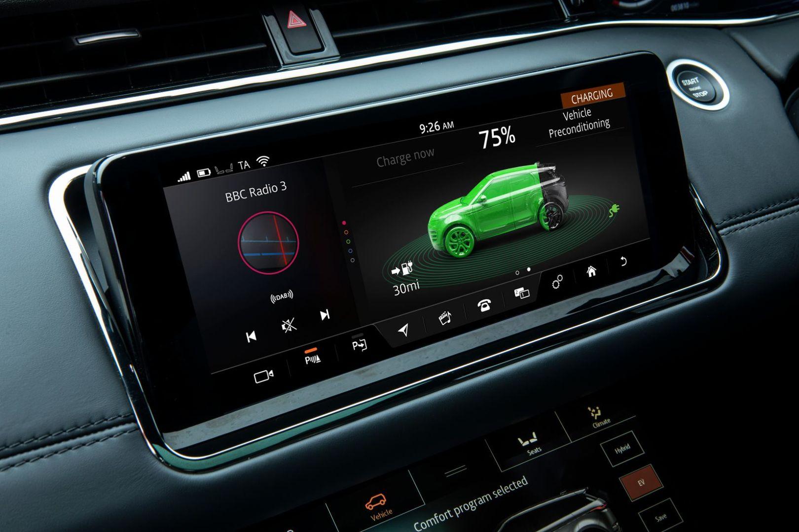 Land Rover представил 1,5-литровый мотор для Evoque и Discovery Sport