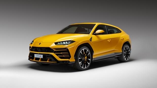 Интрига от Lamborghini: на этой недели итальянцы представят загадочную модель