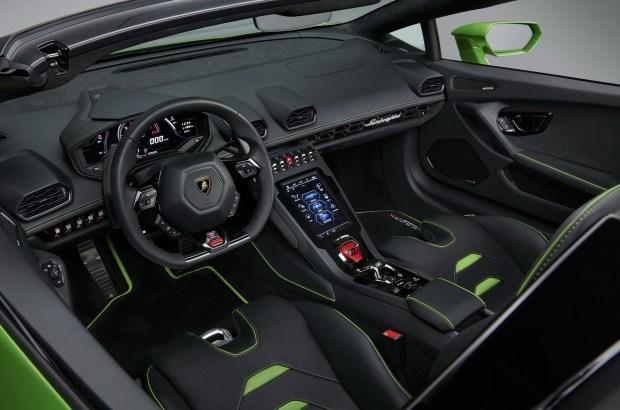 Новая модель Lamborghini оказалась не такой и новой