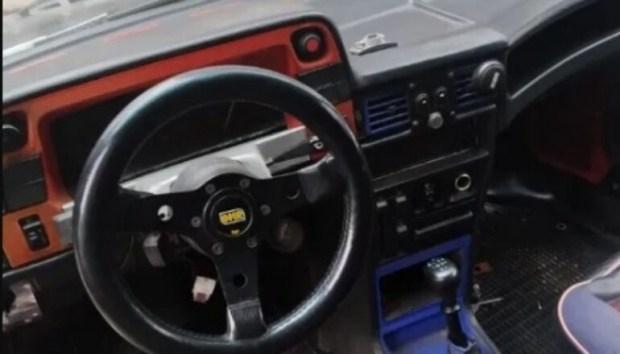Combo-Lambo: тюнинг 30-летнего Opel