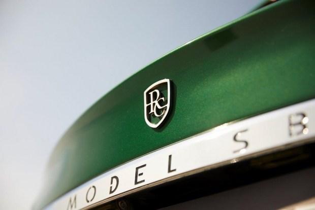 Единственный в своем роде универсал Tesla выставлен на продажу