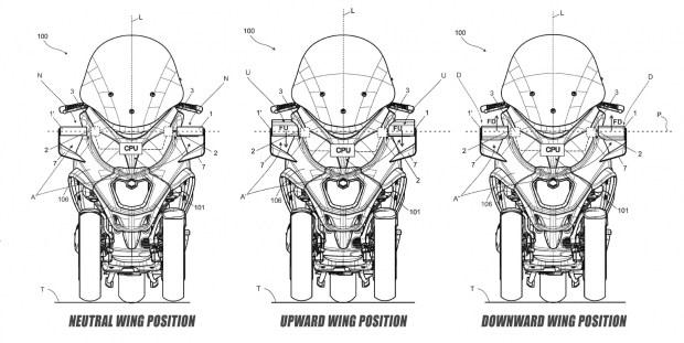 Piaggio Group окрыляет: новый патент