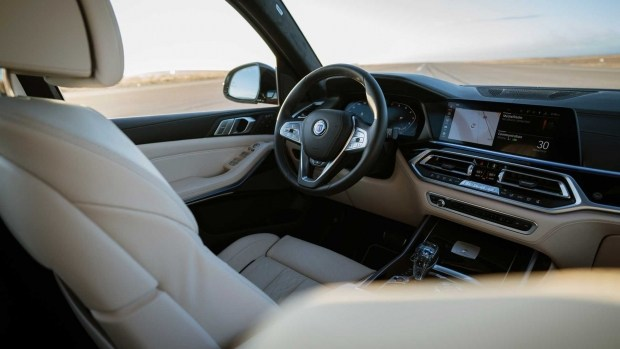 Alpina XB7 отстоит честь BMW в борьбе с GLS 63 AMG