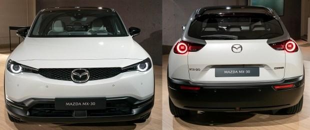 С почином: первый электрокар Mazda встал на конвейер