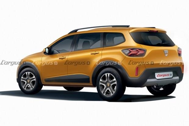 Троих одним махом: новый кросс-универсал от «дочки» Renault