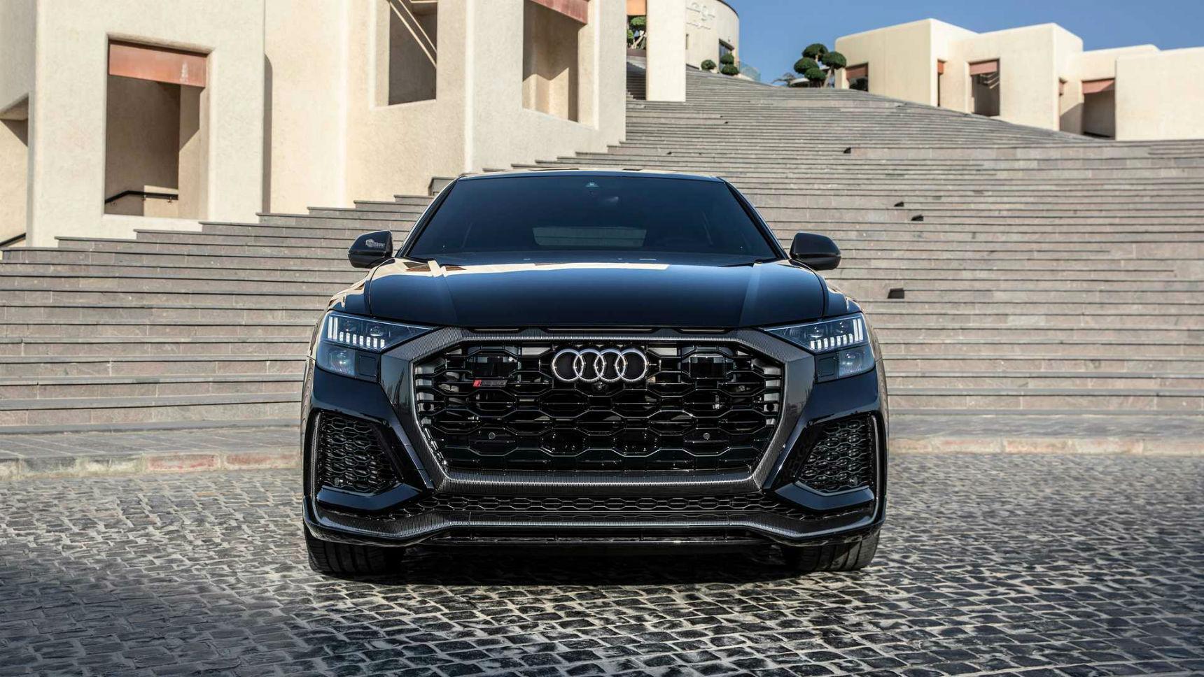 Звук Audi RS Q8 без сажевого фильтра продемонстрировали в Сети
