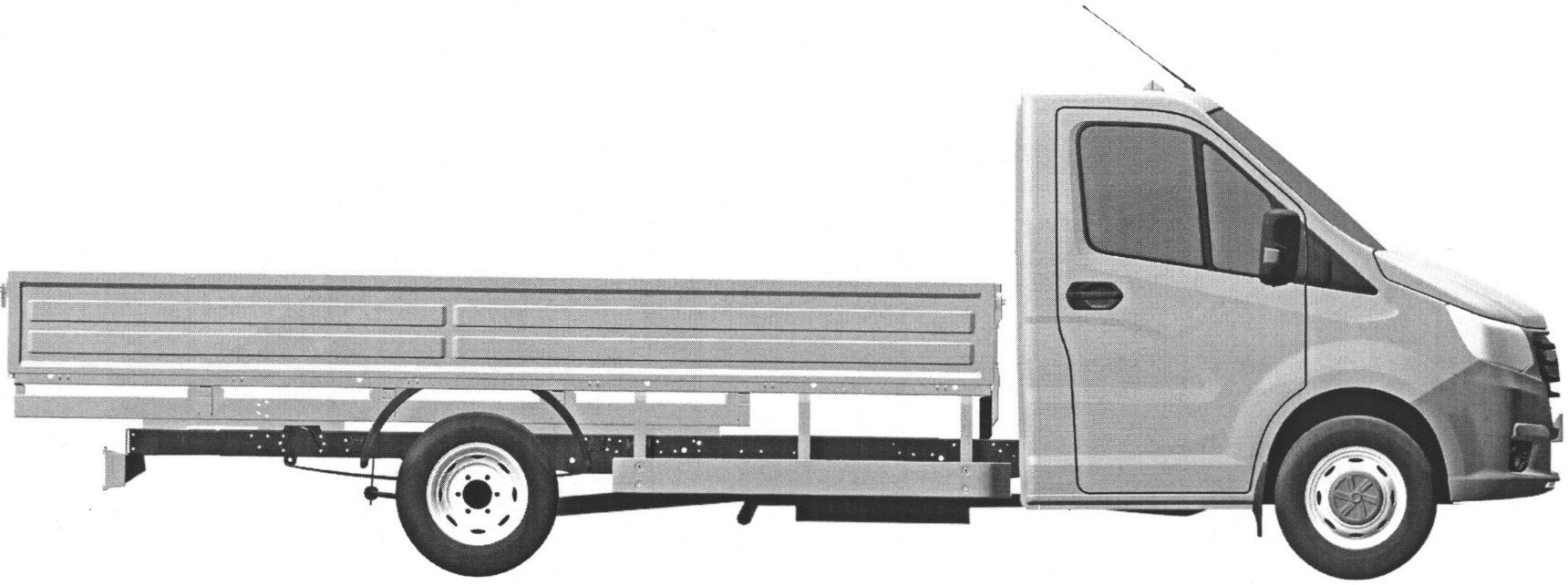 ГАЗ запатентовал новый грузовик и автобус City