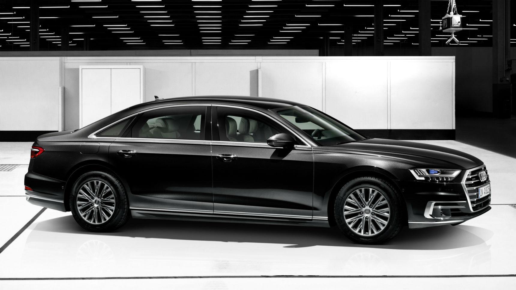 Audi предложит россиянам четырехтонный седан