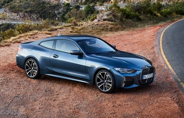 Новая BMW 4-Series - теперь уже официально