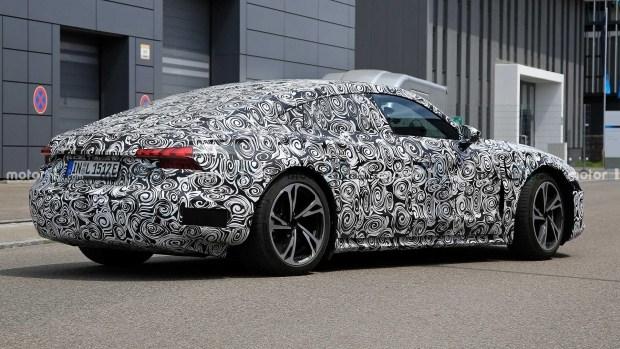 Электрический Audi e-tron GT. Porsche стоит бояться?