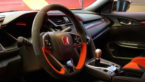 Весь тираж Civic Type R Limited Edition ушел за 4 минуты