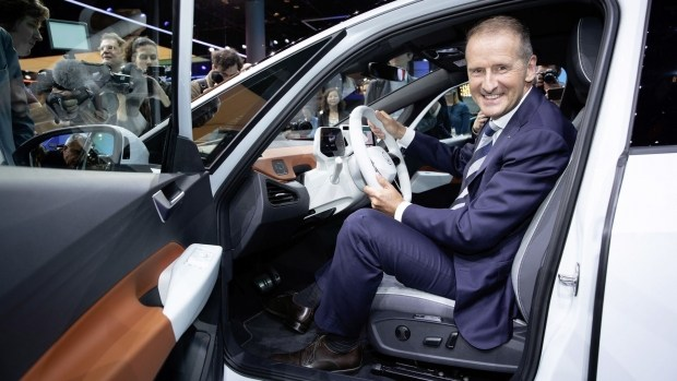 Из Porsche в Volkswagen - из Skoda в Porsche!