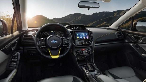 В США представили Subaru XV для хулиганов