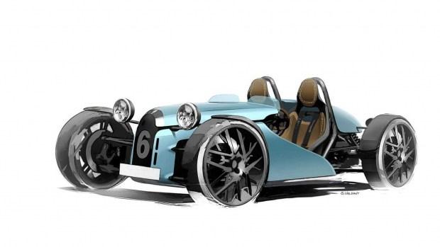 Трек-ток: французы готовят «зеленого» конкурента Caterham Seven