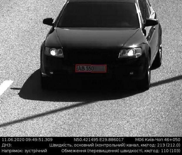 Автофиксация ПДД: новый рекорд скорости