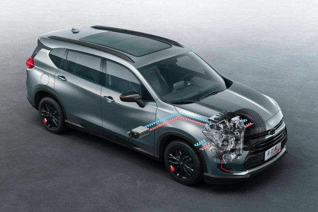 Chevrolet Orlando: гибрид с расходом 6,1 л