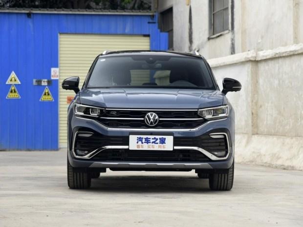 Стильное кросс-купе от VW поступило в продажу