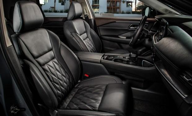 Новый Nissan Rogue: смотрим на будущий X-Trail
