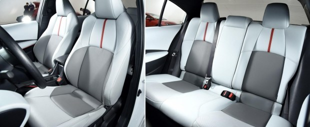 С боевым настроем: Toyota представила модель Levin Sport