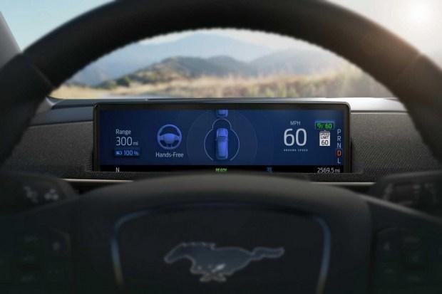 В Ford представили аналог автопилота Tesla