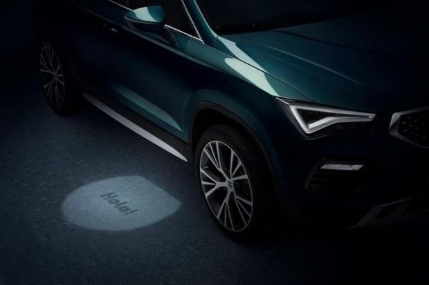 Новий SEAT Ateca 2020