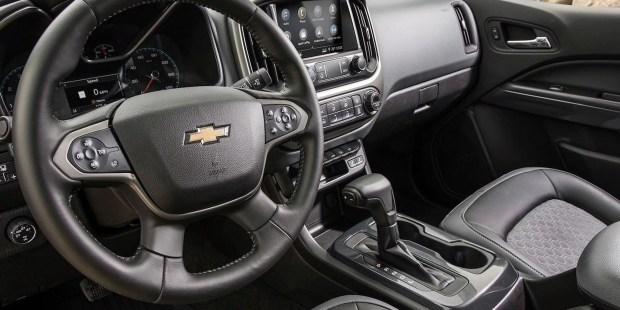Обновленный Chevrolet Colorado стал лучше, но и дороже