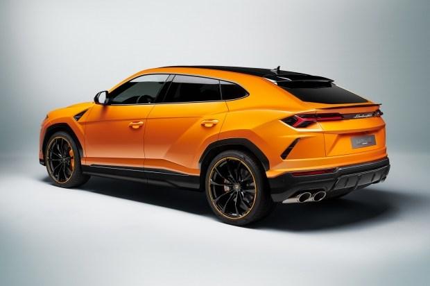 Lamborghini расширила кастомизацию Urus