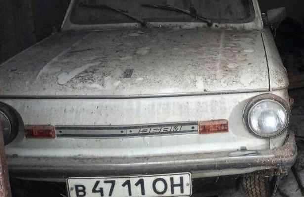 25-летний «девственник» - ЗАЗ-968М
