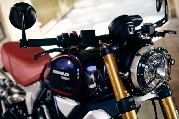 Эксклюзивный Ducati Scrambler для избранных автофанатов