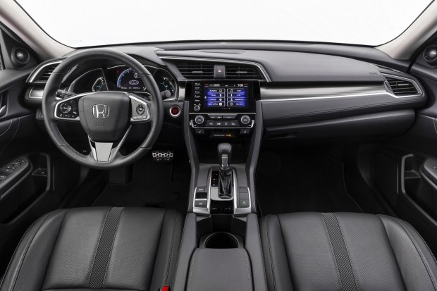 Honda Civic: он вам больше не седан