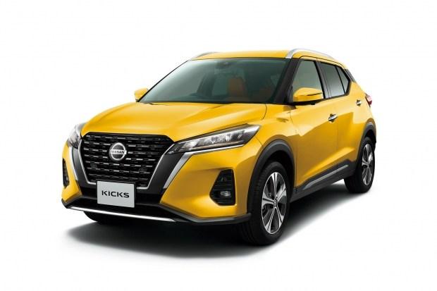Обновлённый Nissan Kicks представлен официально