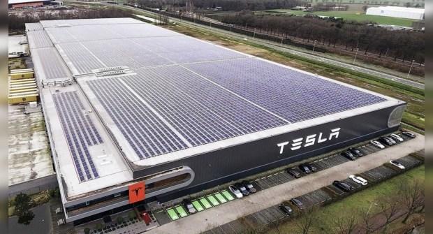 Сделать доступней: Tesla строит завод по производству батарей